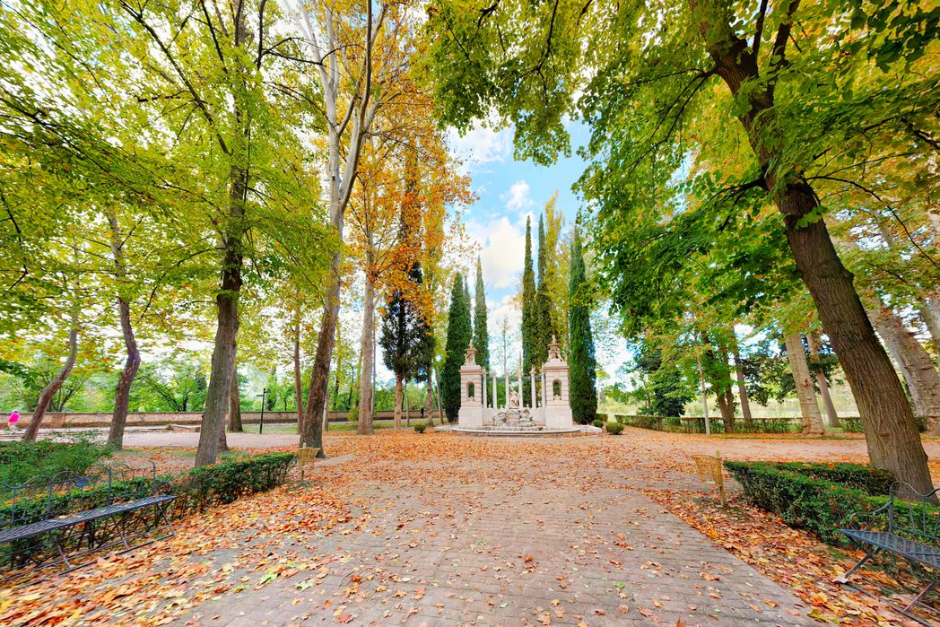 Βόλτα στο πάρκο στη Μαδρίτη - τοπ 20 φθινοπωρινοί προορισμοί