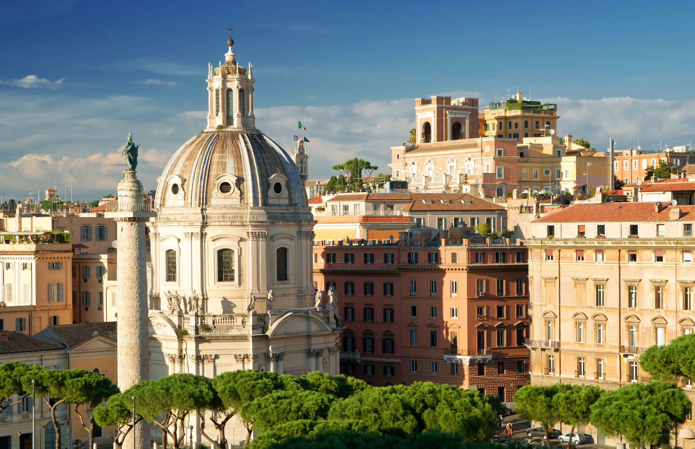 Każdy choć raz powinien odwiedzić stolicę Włoch