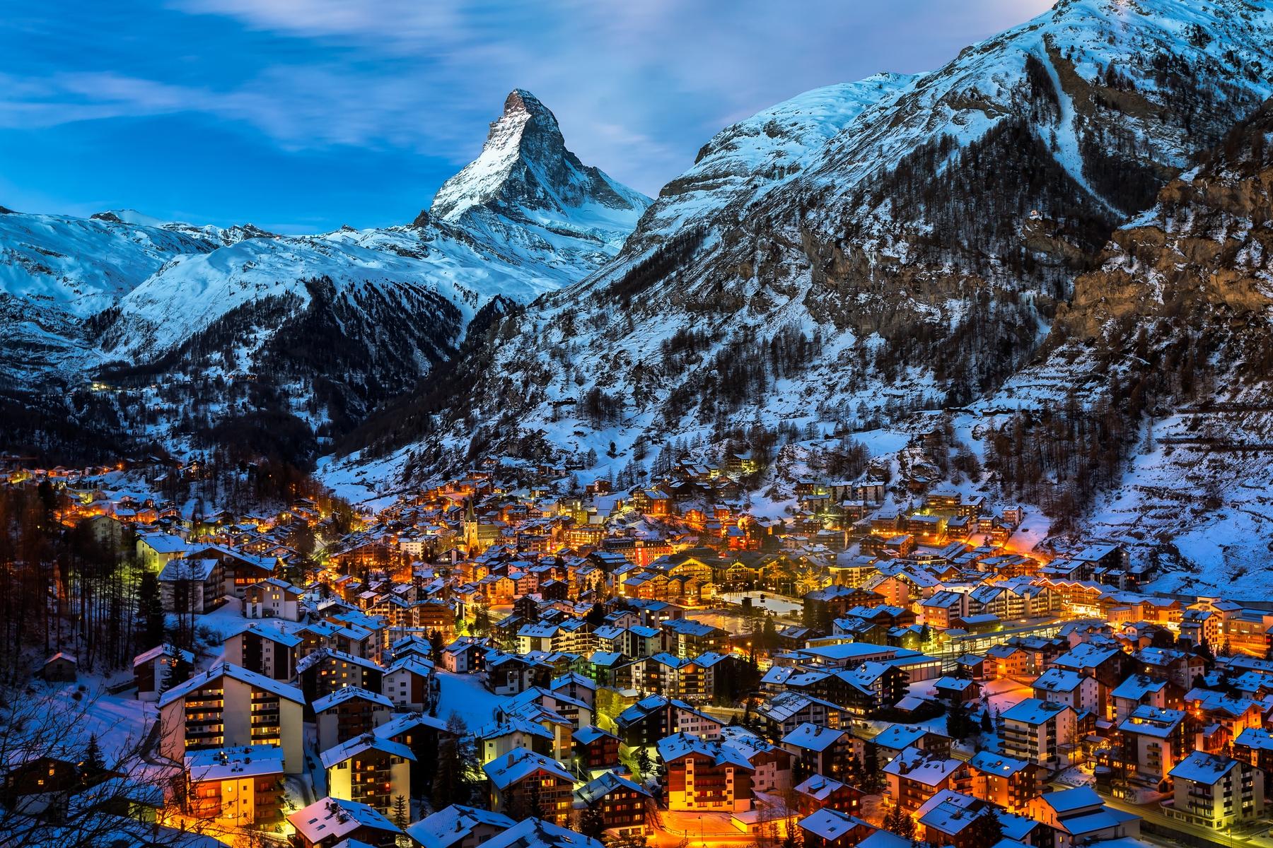 Los 15 Lugares Más Bonitos Que Ver En Suiza Skyscanner Español