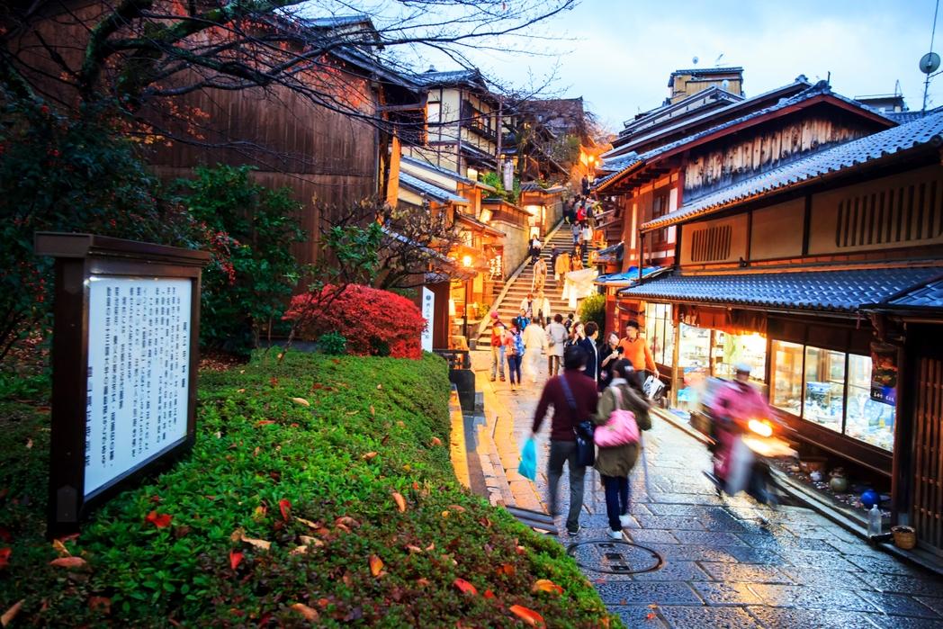 Εικόνες παλιών εποχών στο Τόκιο του σήμερα