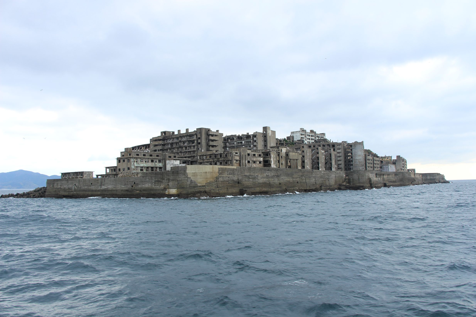 Die schönsten Inseln Japans: Hashima (Gunkanjima), Kyushu-Inselgruppe