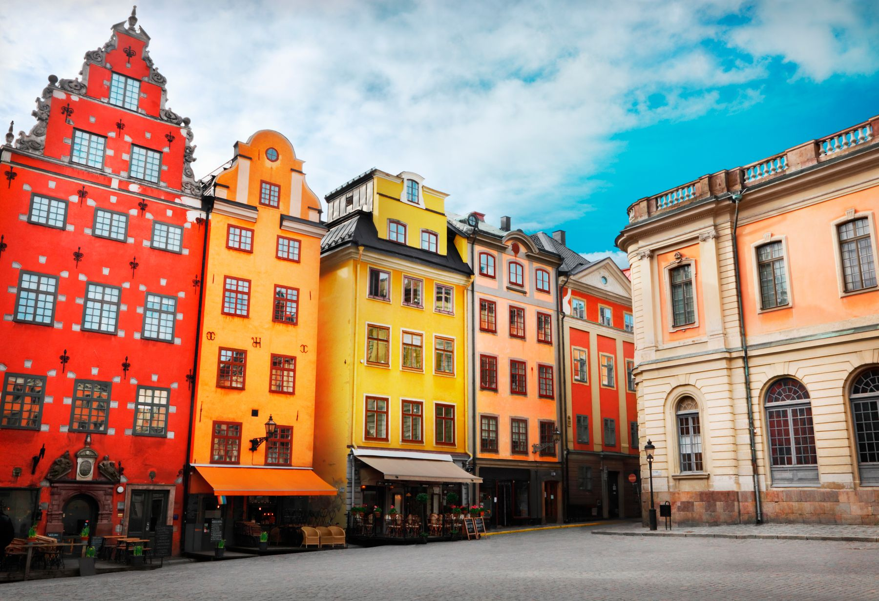 Günstige Städtereisen: Stockholm, Schweden