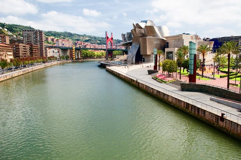Museo Guggenheim a Bilbao
