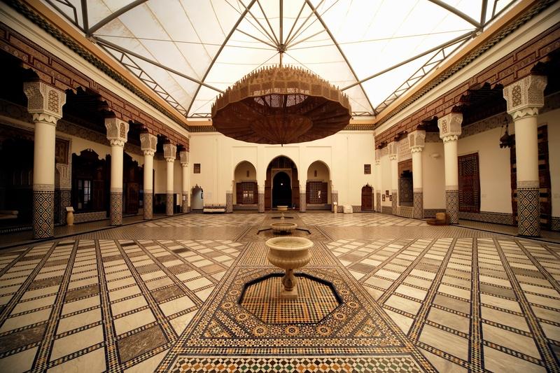 Μαντράσα στη Φεζ - ταξίδι στο Μαρόκο