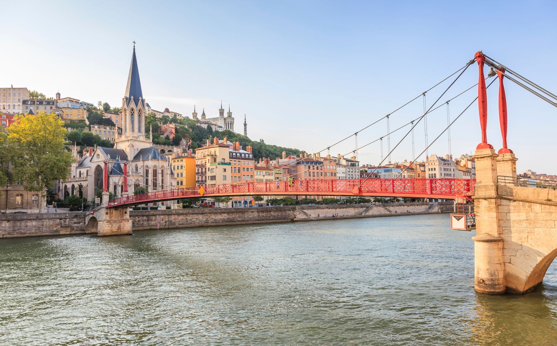 Lyon, la ville des lumières