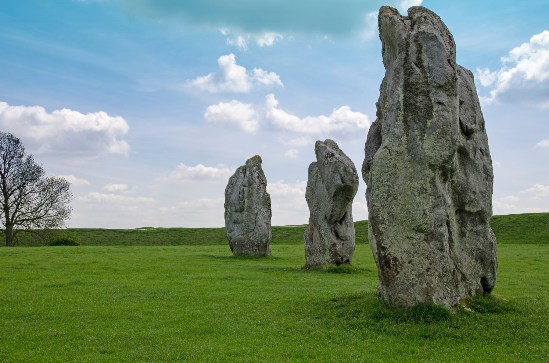 Avebury stone circle predates Stonehenge by five centuries