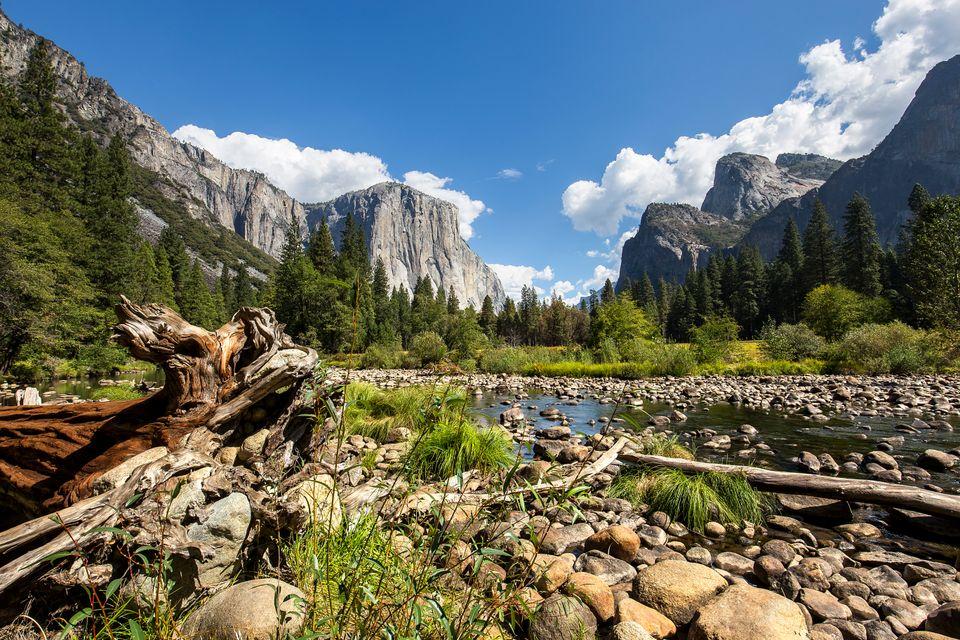 Die schönsten Orte Kaliforniens: Yosemite National Park & andere Parks