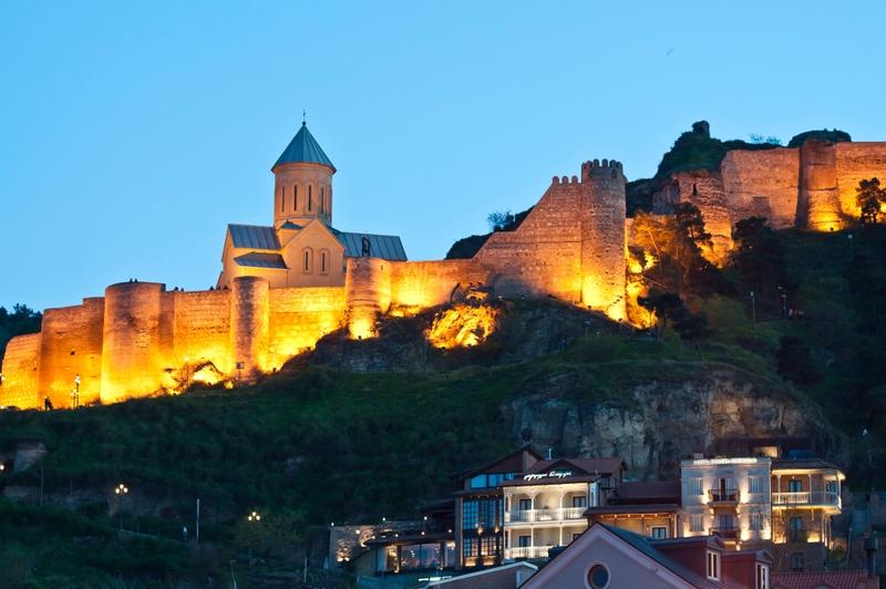 Viaggio in Georgia: Tbilisi, città vecchia