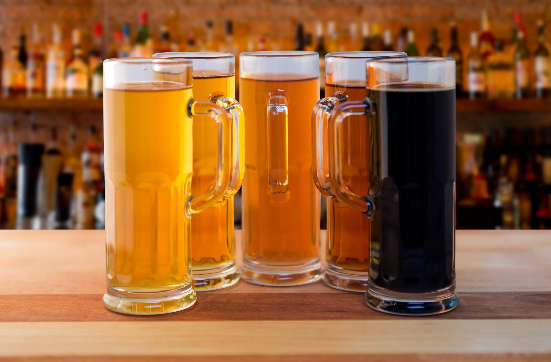 Ramener de la bière de son voyage