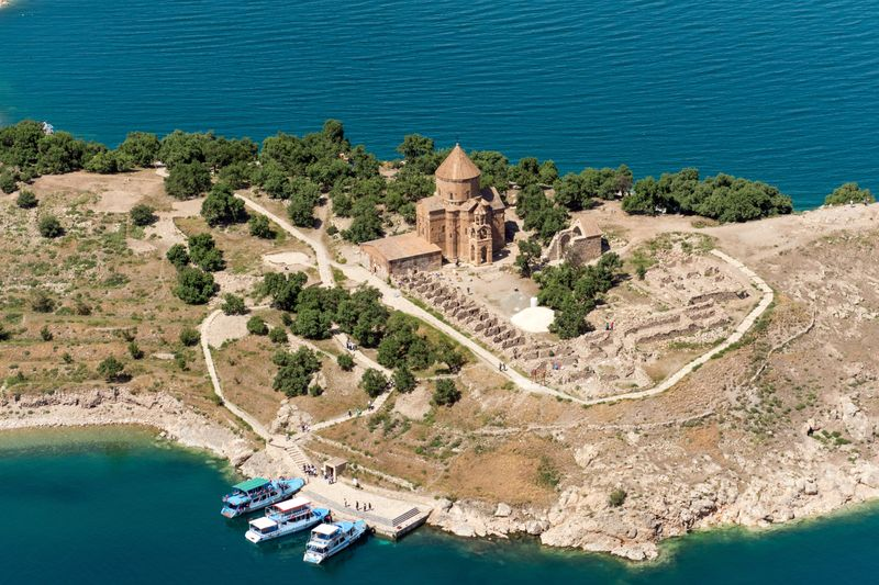 Armenia, Lago