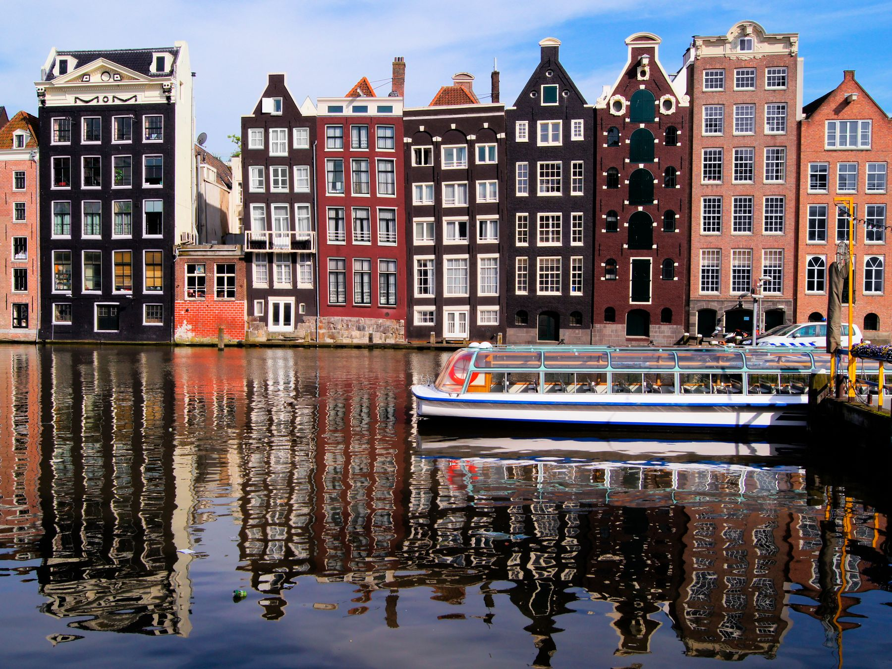 Rondvaart Amsterdamse grachten
