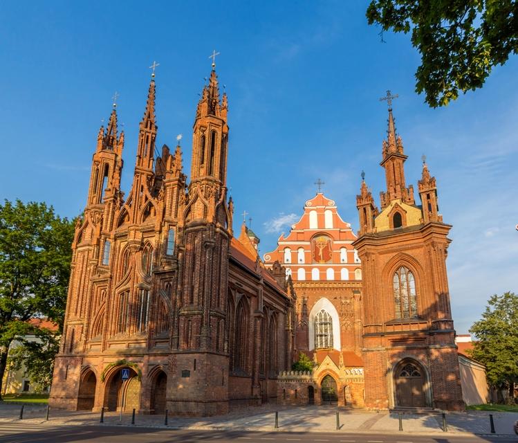 Le capitali del freddo: Vilnius