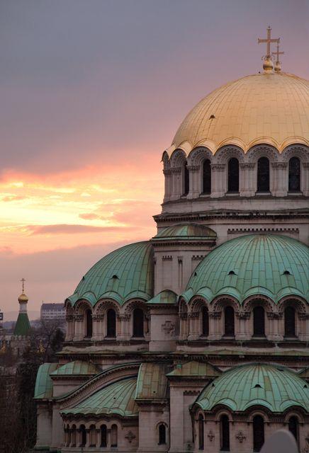 Die schönsten Sehenswürdigkeiten Bulgariens: Alexander-Newski-Kathedrale, Sofi