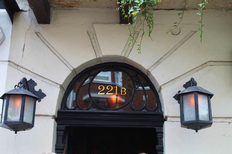 Londra, Casa di Sherlock Holmes