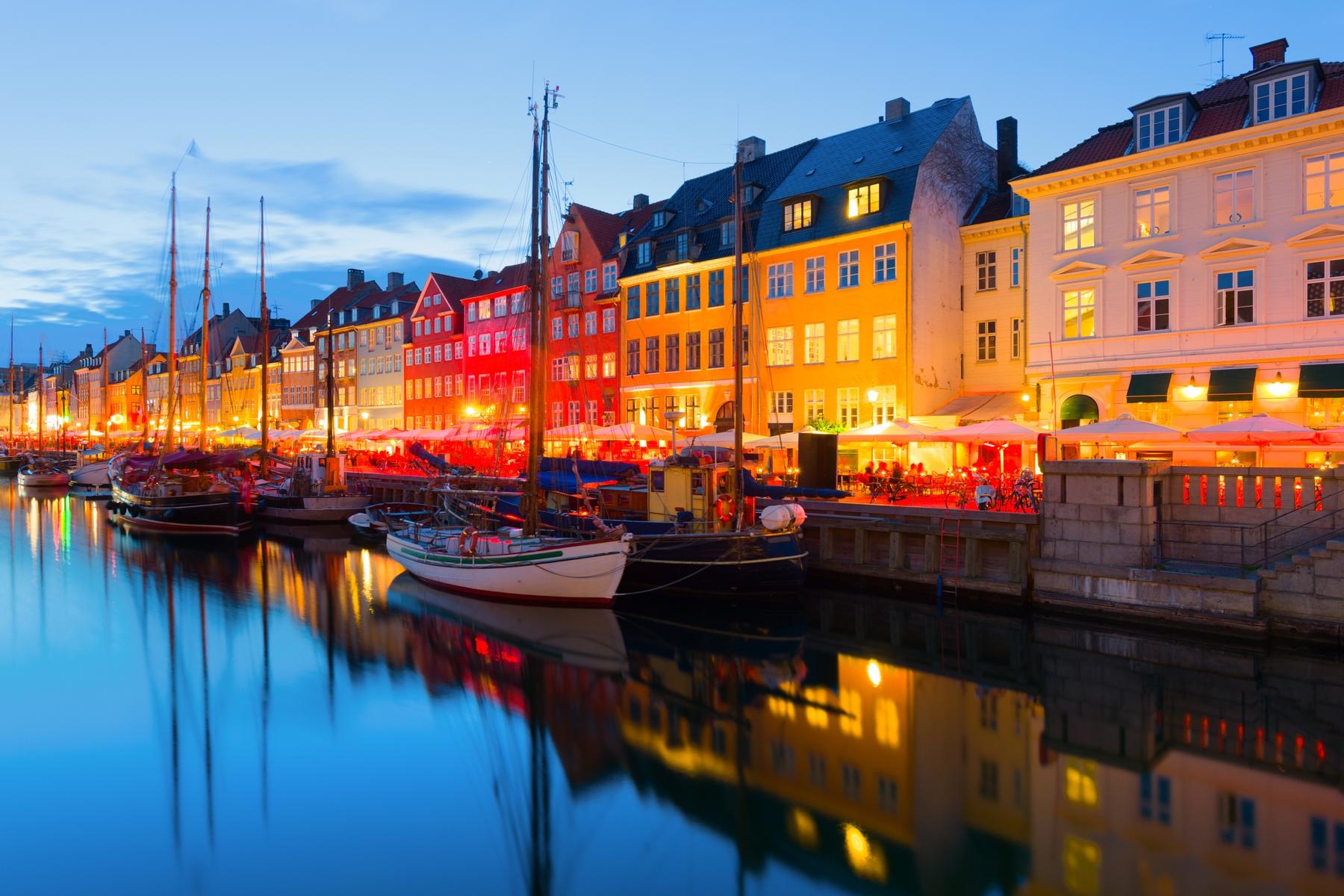 Самые яркие города мира: Копенгаген, Дания
