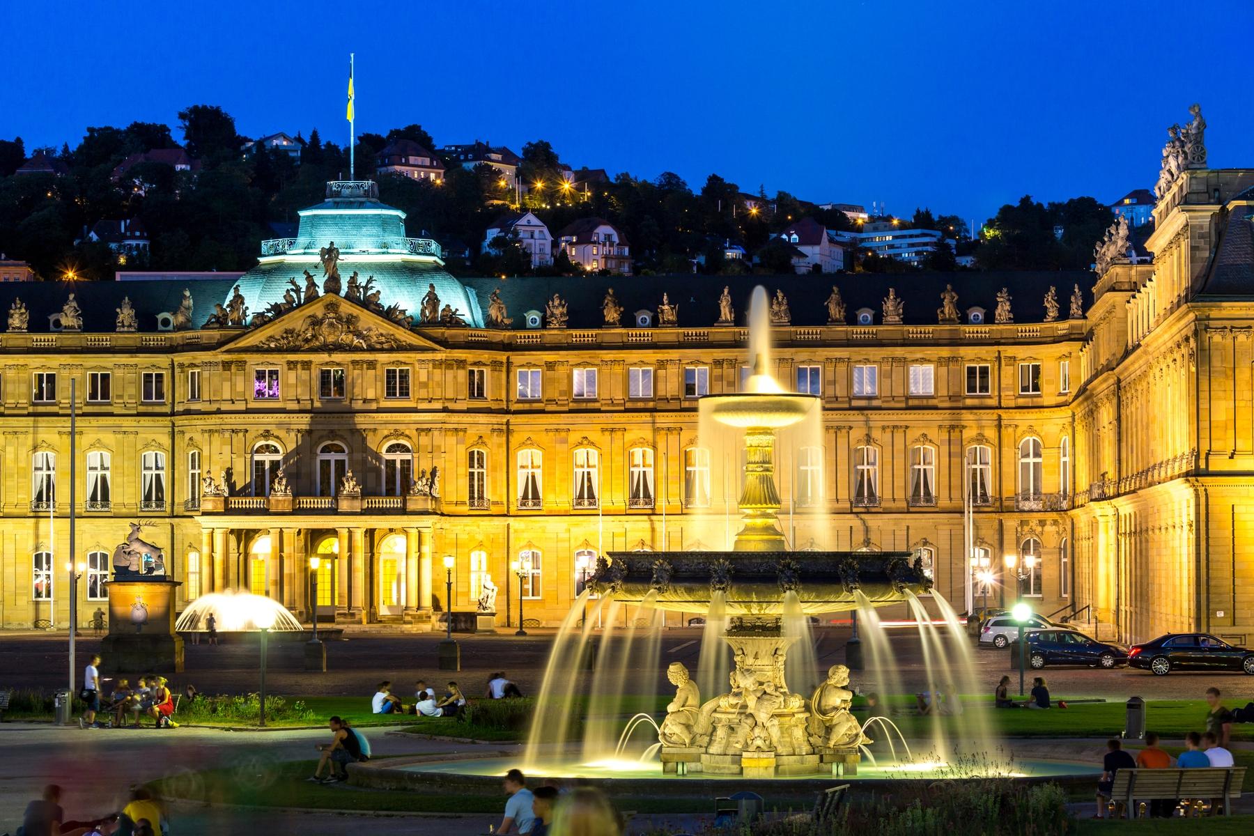 Stuttgart ist eine der schönsten Metropolen Deutschlands