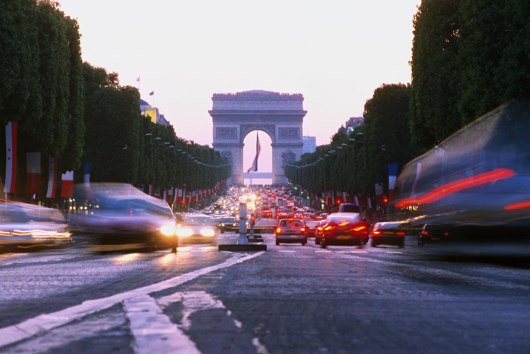 Jak się jeździ po Francji?
