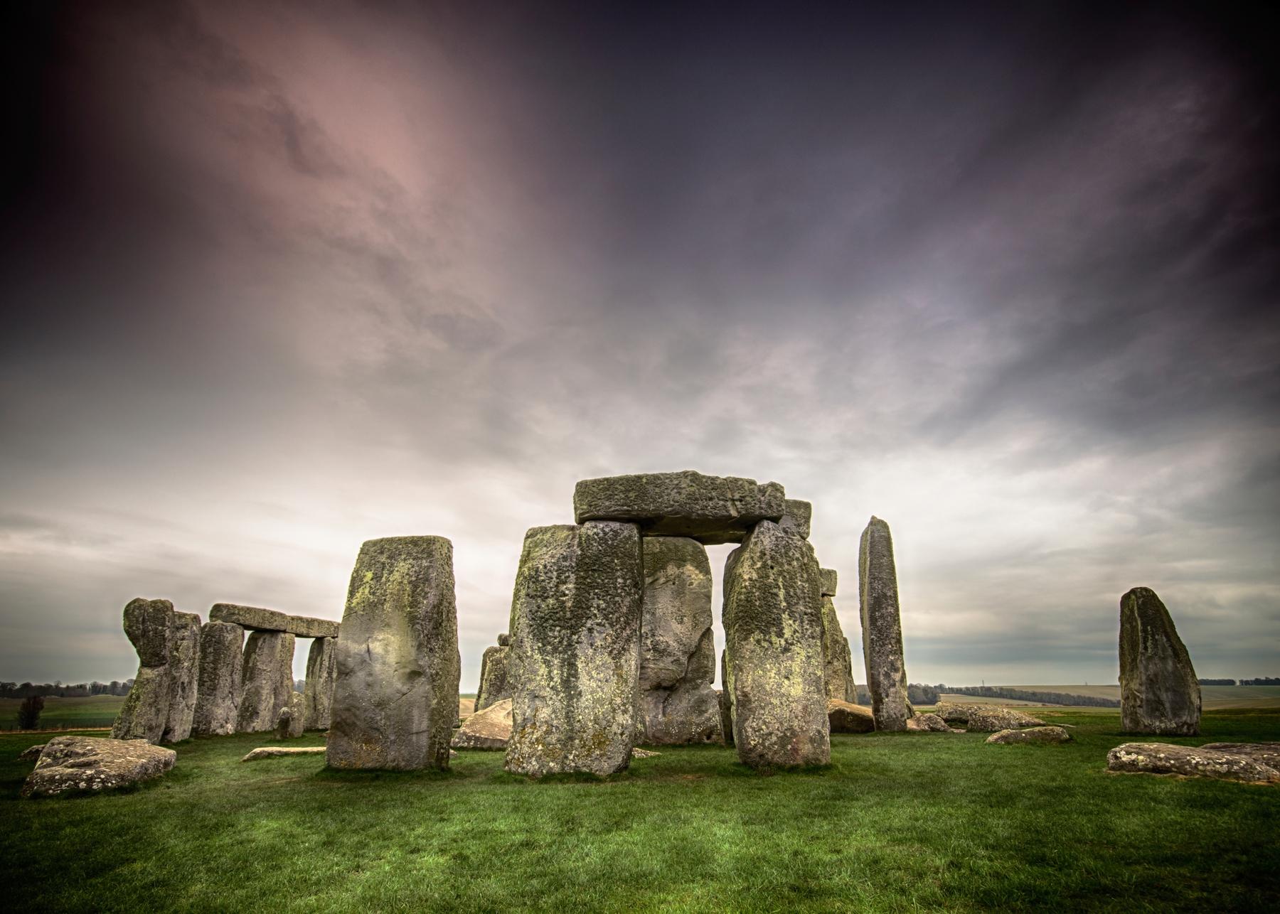 Stonehenge es una de las excursiones más sorprendentes que puedes realizar en Inglaterra