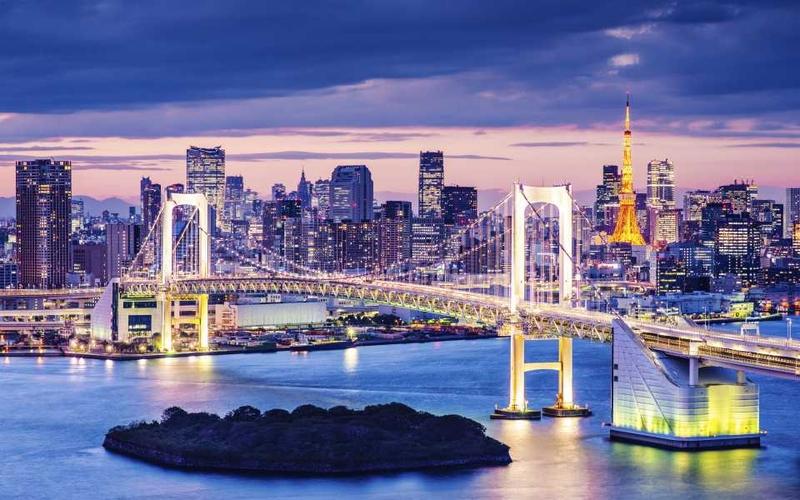 tokyo köprü