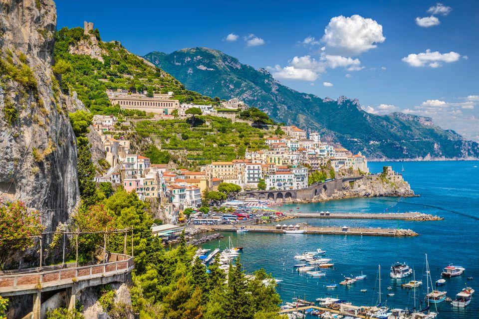 Spiagge di Napoli: Amalfi