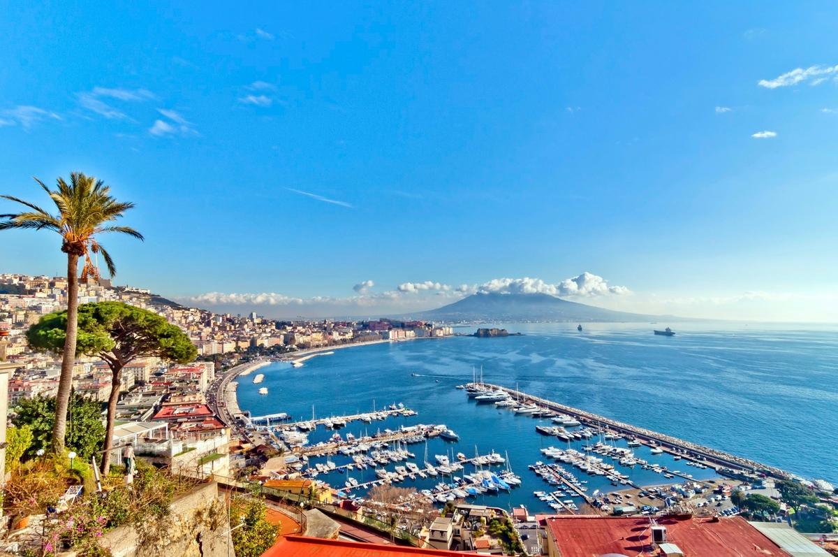 Spiagge di Napoli: Napoli Posillipo