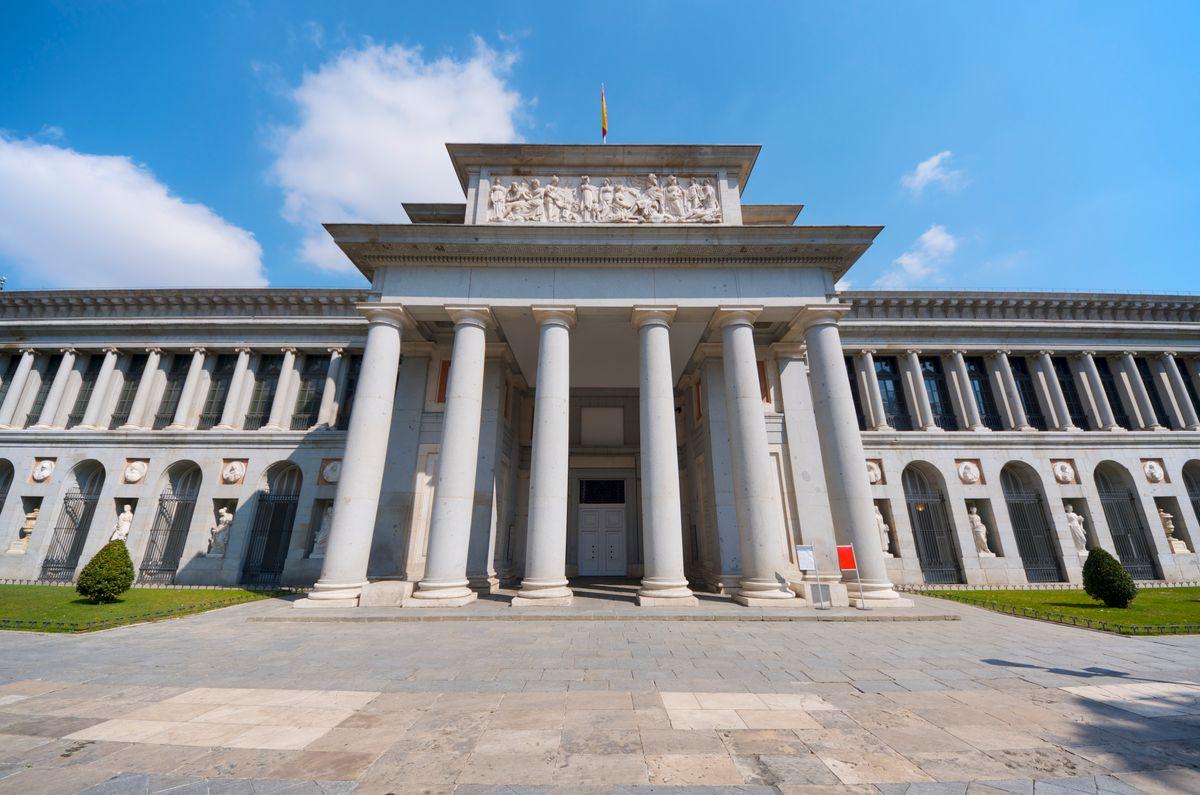 museo prado madrid müze