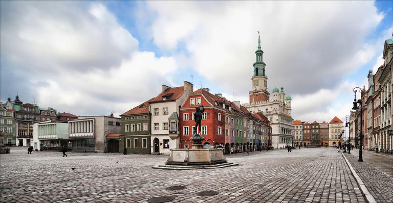 Poznań atrakcje klasycznie? Stare Miasto!