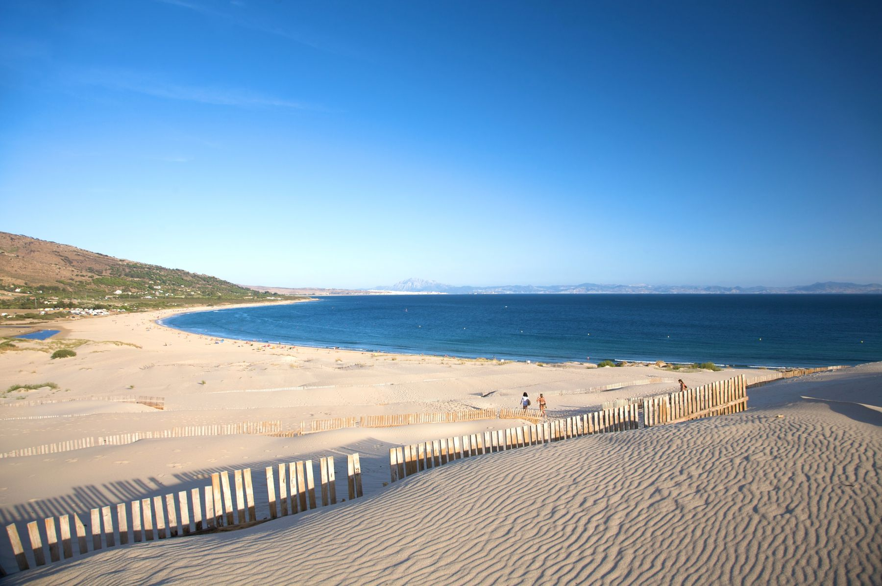 Playa de Valdevaqueros, Cádiz