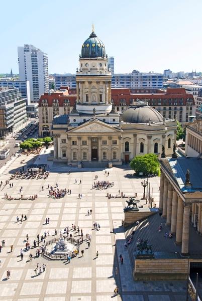 Die schönsten Attraktionen in Berlin: Gendarmenmarkt