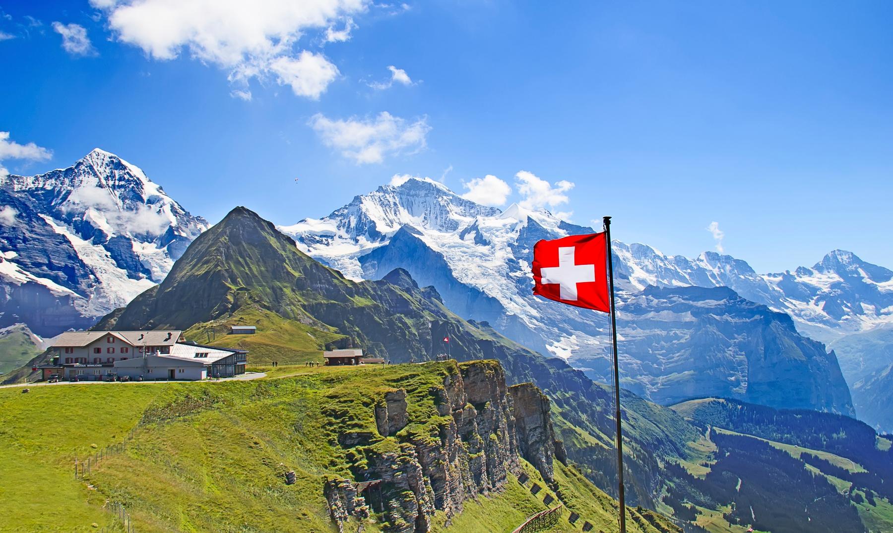 Roadtrip Zwitserland