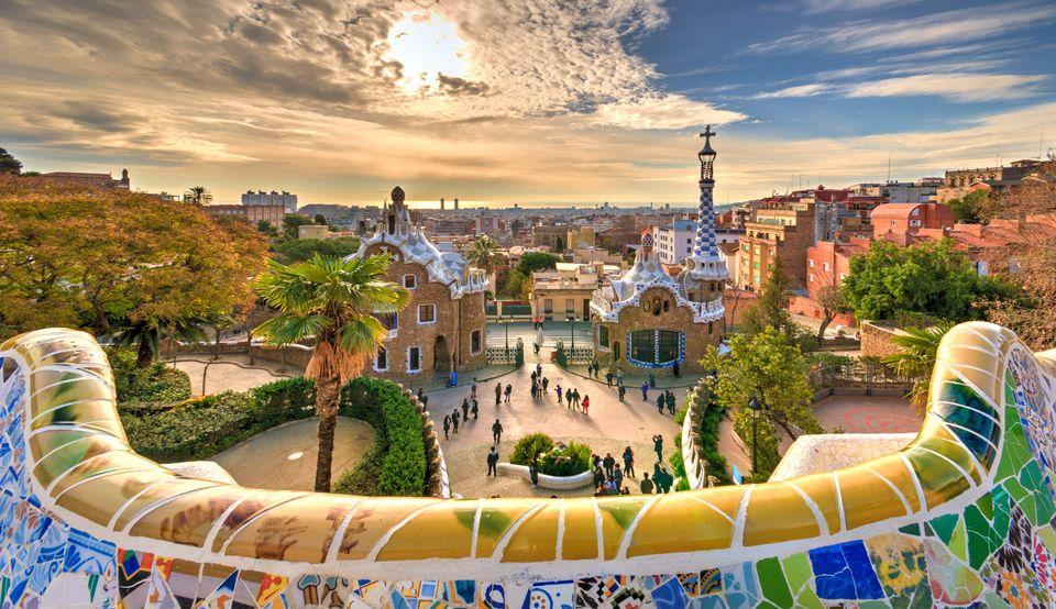 Eurowings Black Friday Angebote: Barcelona, Spanien