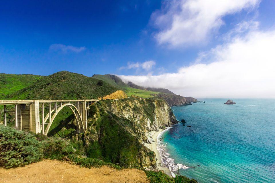 Die schönsten Orte Kaliforniens: Pacific Coast Highway, Los Angeles