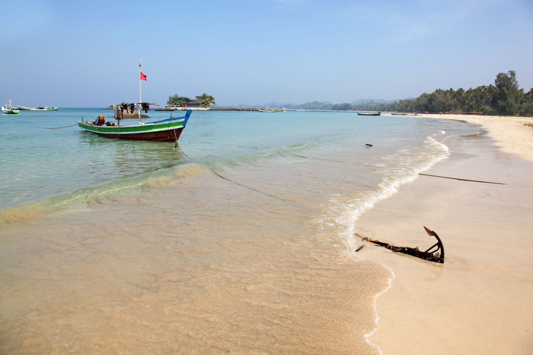 The Andaman islands are a great destination for a holiday in March