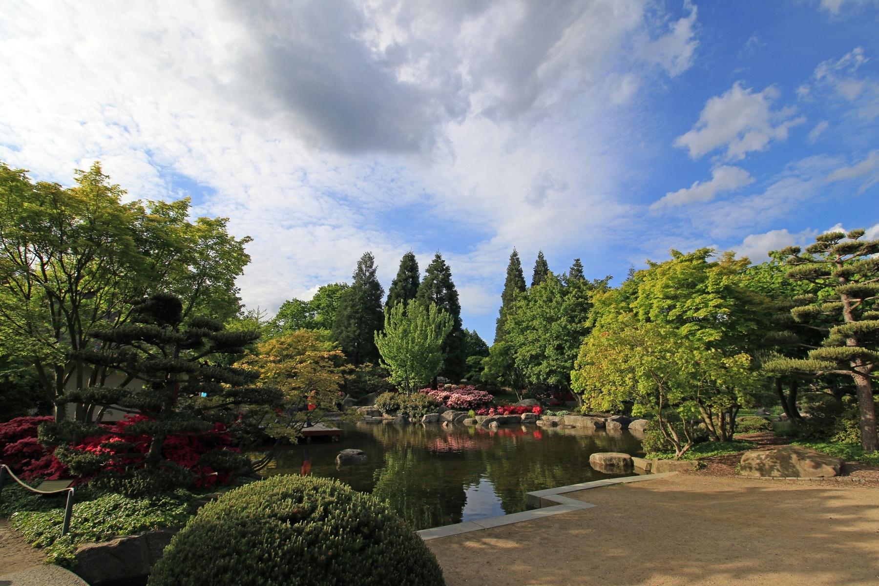 Gärten und Parks in Deutschland