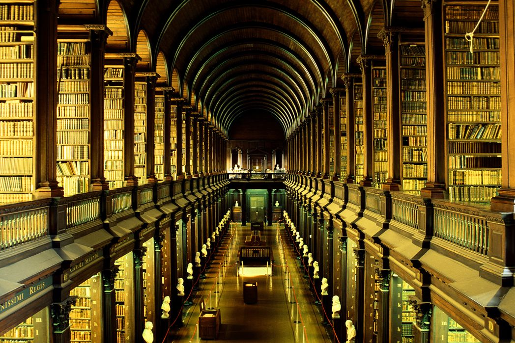 Trinity College Dublin - best things to do in Dublin on a Tuesday