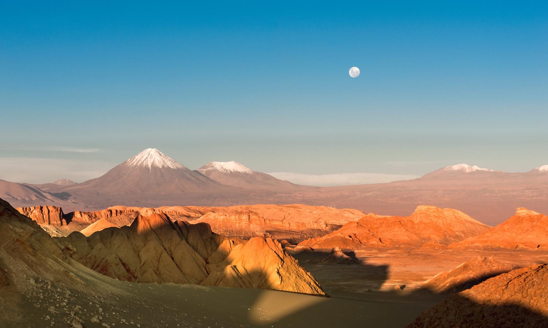 Férias dos sonhos no Atacama