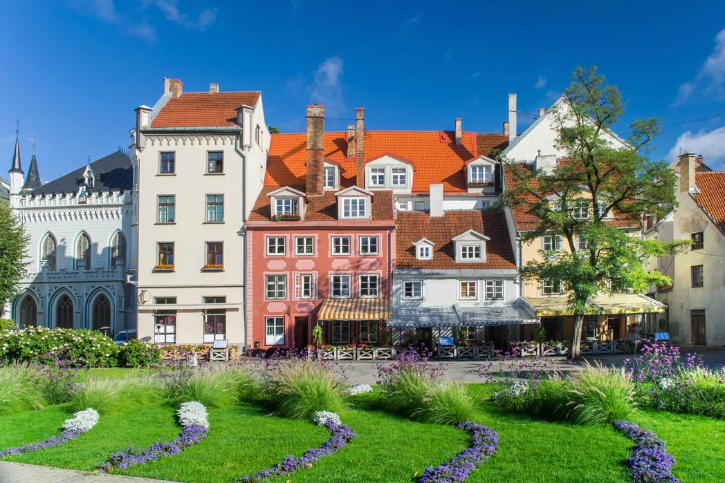 Κάντε Πάσχα στη Ρίγα της Λετονίας την άνοιξη