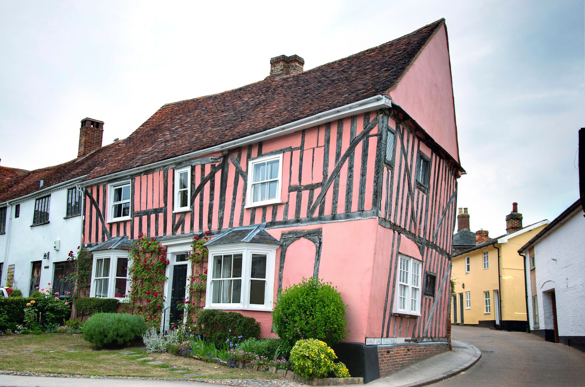 Lavenham is one of the best villages in England for a London daytrip