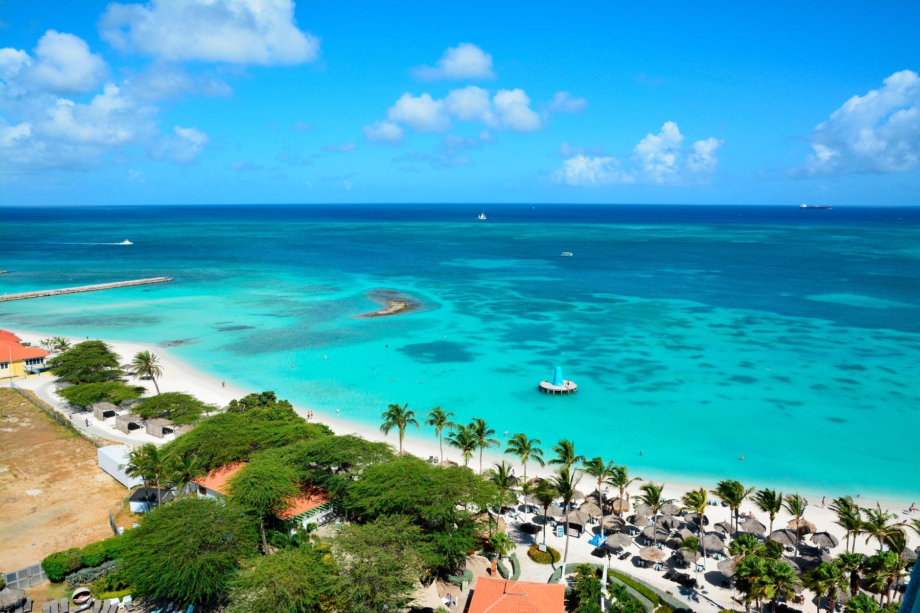 Dove andare a marzo in vacanza: Aruba