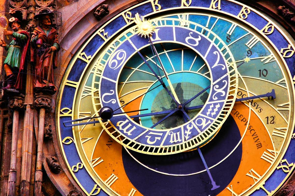 Αστρονομικό Ρολόι, Πράγα