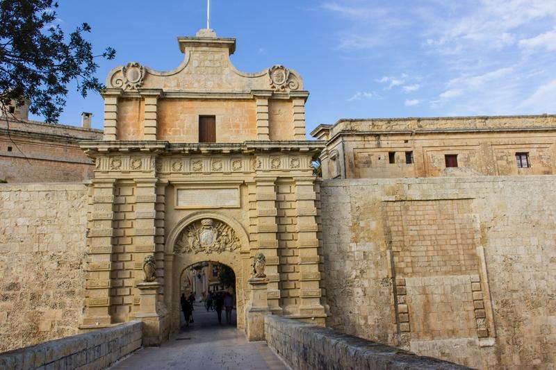 Malta Gezilecek Yerler Mdina