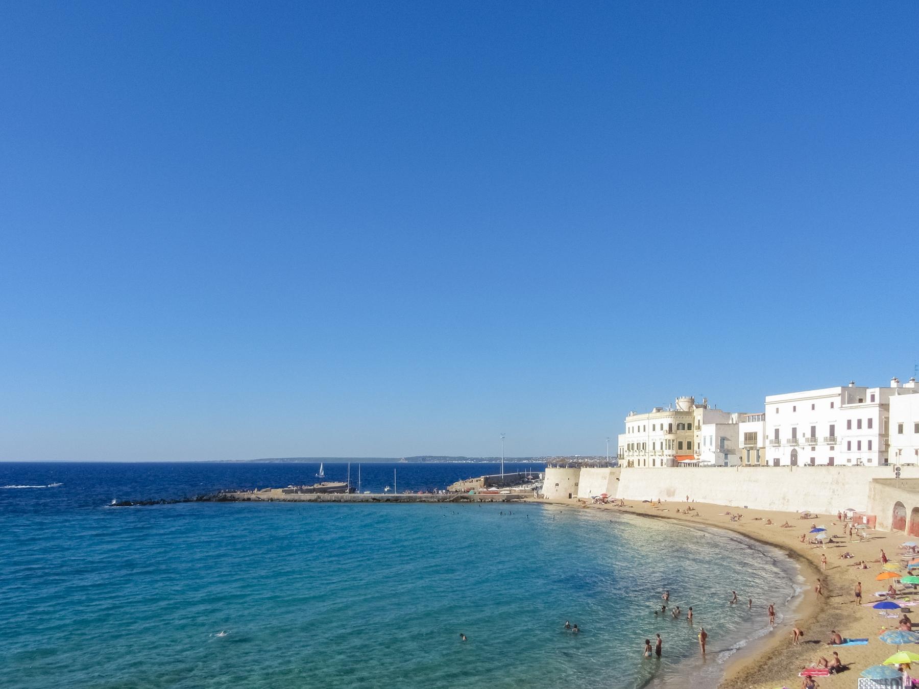 Gallipoli, Apulia