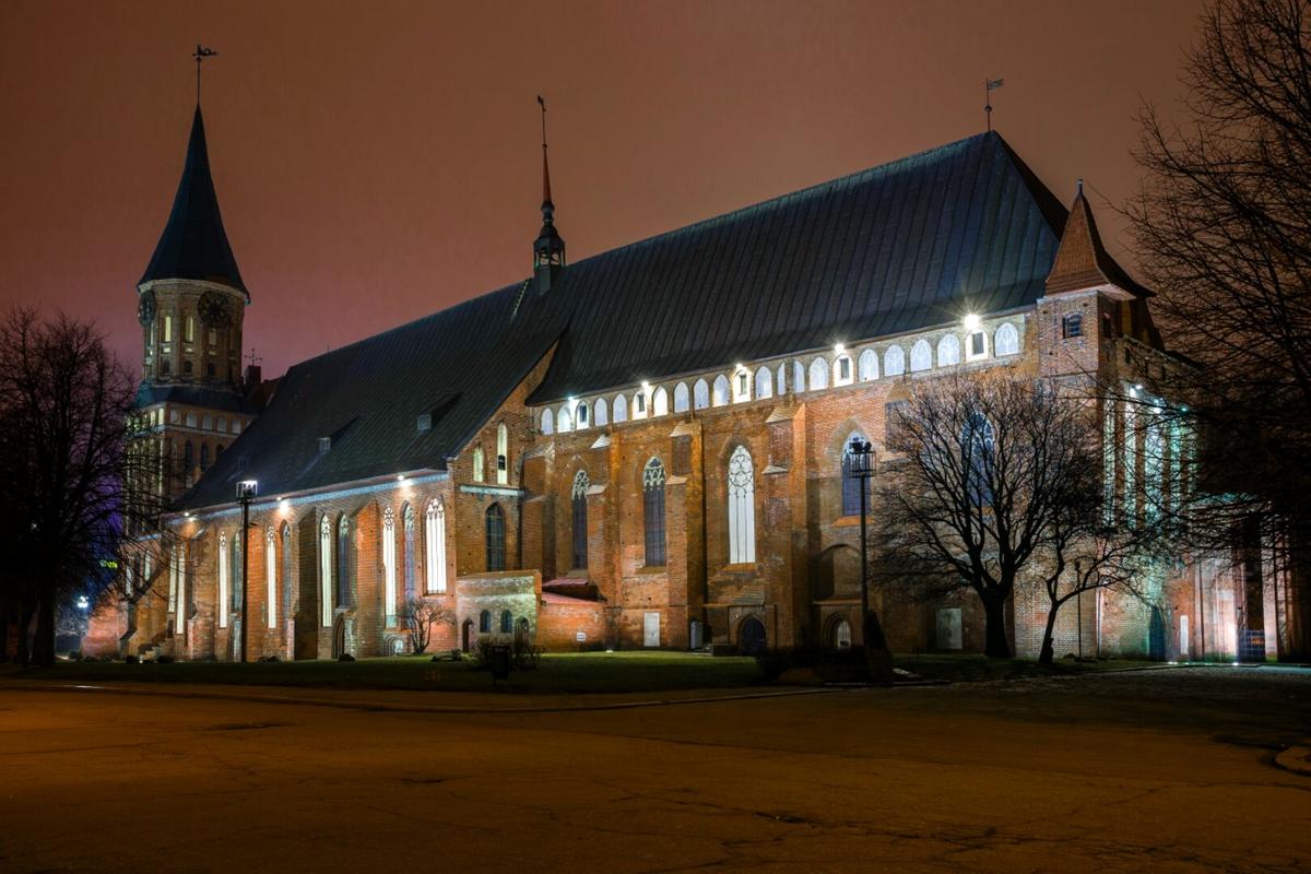 Готический собор