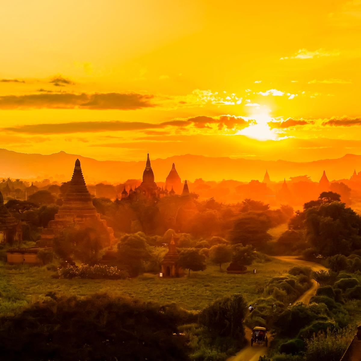 Der ultimative Reiseführer für Südostasien: Myanmar