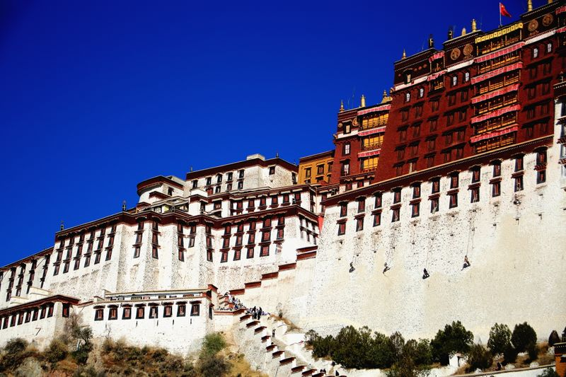 Viaggio in Tibet: Palazzo del Potala