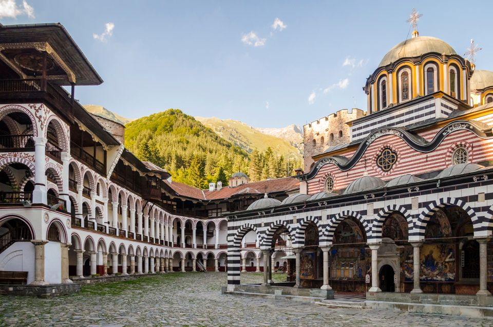 A day trip to Rila monastery is one of the best things to do in Sofia