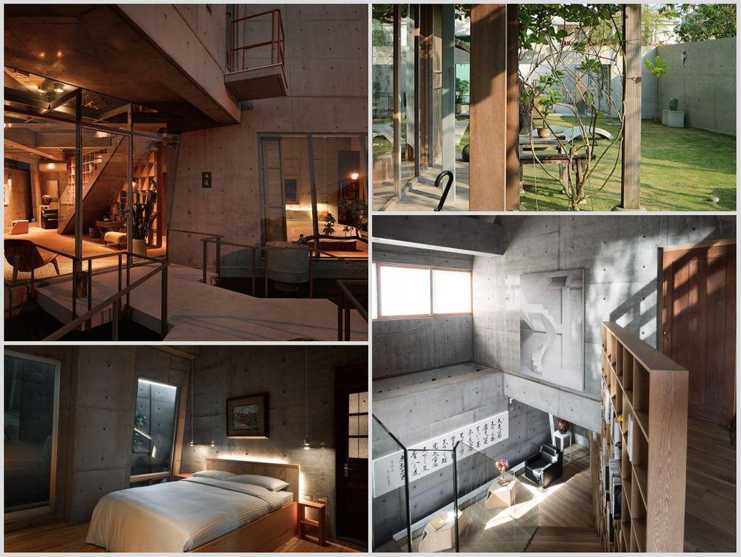來台南你必須來毛屋感受毛森江大師的建築魅力