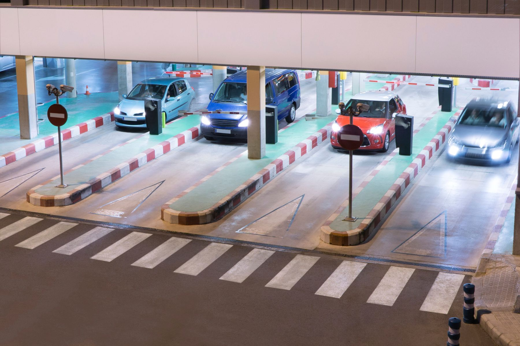 Melbourne airport parking makes it easy to start your trip