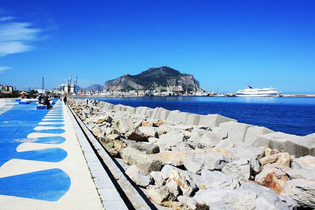 Spiagge di Palermo - Palermo, La Cala