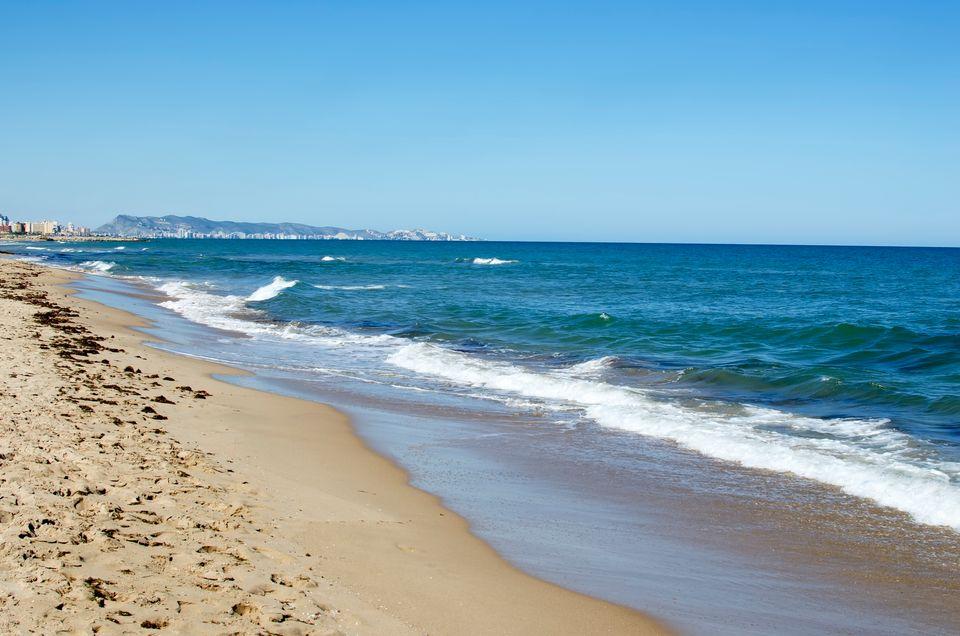 バレンシア(スペイン) ビーチ